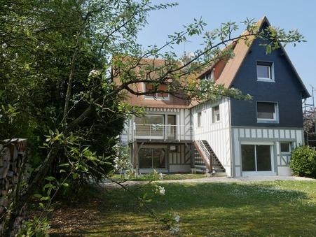 vente maison TOURGEVILLE 699000 €