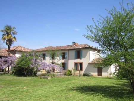 vente maison L'ISLE EN DODON 121m2 229500€
