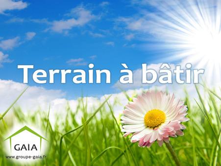 terrain  110000 €