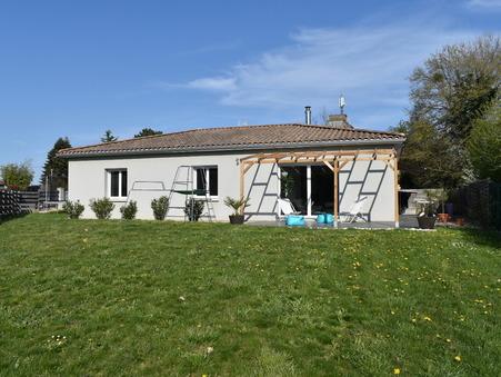 vente maison SAINT-JULIEN-L-ARS 136m2 273500€
