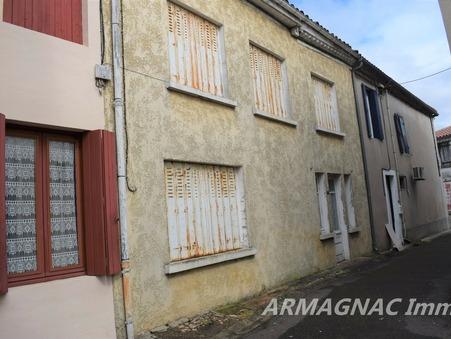 A vendre maison GABARRET 29 000  €