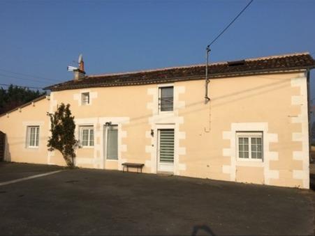 vente maison SAINT-JULIEN-L-ARS 132m2 204000€