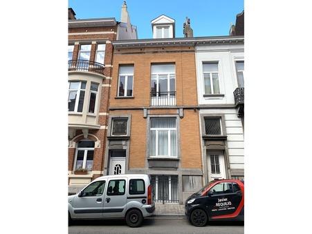 vente Immeuble de rapport Bruxelles 225m2 519000€