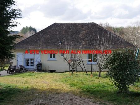 vente maison MEUZAC 138m2 138000€