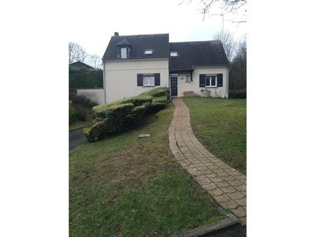 vente maison Saint-Vaast-lès-Mello 117m2 260000€
