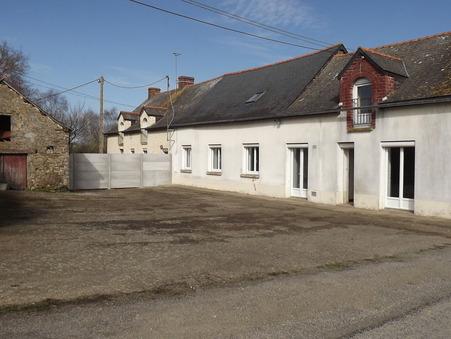 vente maison SAULNIERES 149m2 155250€