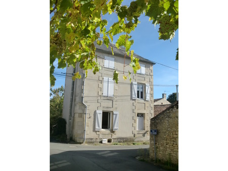 vente maison CHAUVIGNY 89m2 69800€