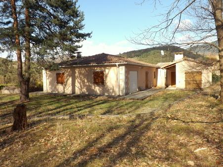 vente maison FABRAS 231000 €