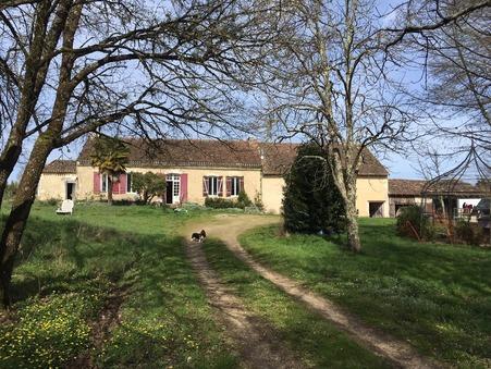 Vends maison Montpon menesterol  381 600  €