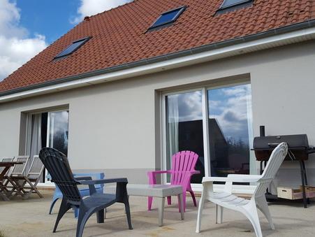 A vendre maison 5 MINUTES SUD ABBEVILLE 105 m²  199 900  €