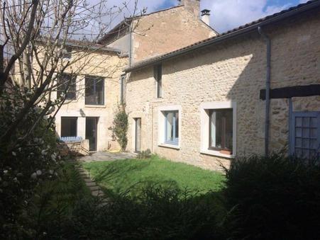 vente maison SAINT-JULIEN-L-ARS 234m2 255000€