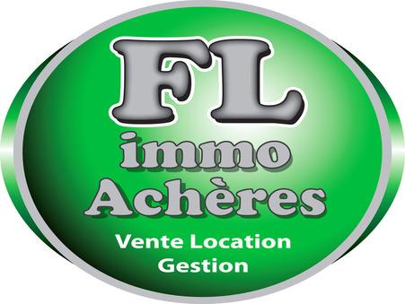 vente maison ACHERES 85m2 240000€