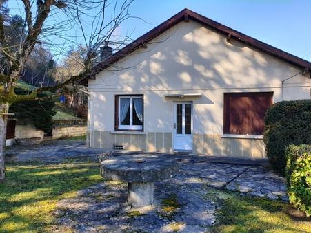 vente maison DECAZEVILLE 89m2 44200€