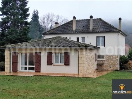 Achat maison luzech  144 450  €