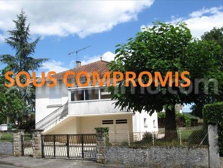 A vendre maison prayssac  128 000  €