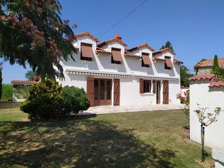 vente maison PAIZAY LE SEC 150m2 164000€
