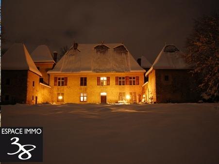 vente chateau Vif  840 000  € 800 m²