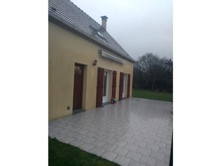 vente maison BURY 110m2 249000€