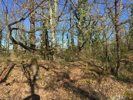 Vente terrain Cahors 40 000  €