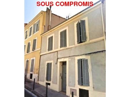 vente immeuble MARSEILLE 6EME ARRONDISSEMENT 610000 €