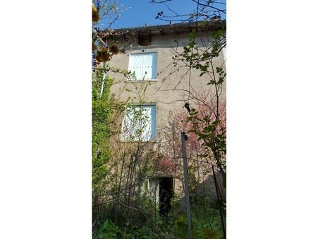 vente maison CHAUVIGNY 101m2 36500€