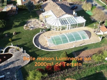 Achète maison VILLEFRANCHE SUR SAONE  419 000  €
