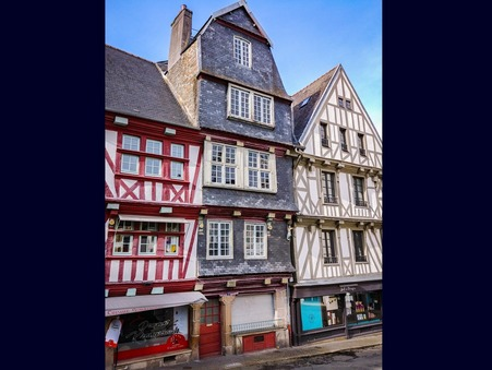 10 vente maison MORLAIX 130000 €