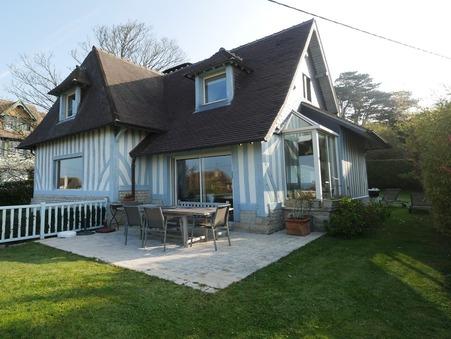vente maison TROUVILLE SUR MER 1098000 €