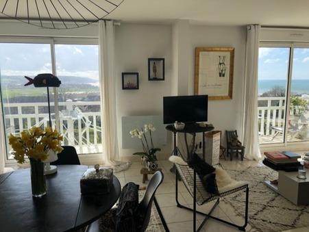 vente appartement BLONVILLE SUR MER 420000 €