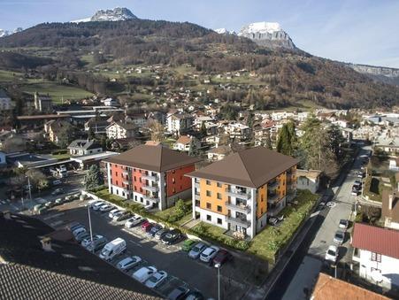 vente appartement SALLANCHES 72m2 270000€