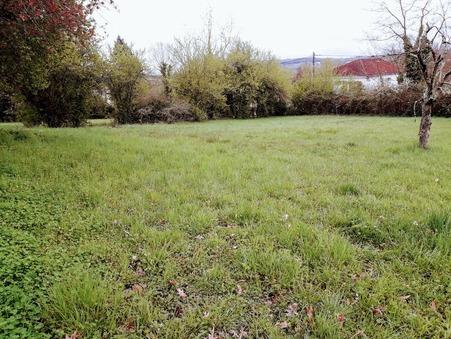vente terrain CARMAUX 800m2 41000€