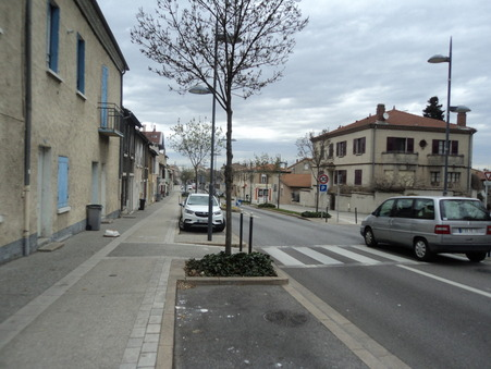 A vendre immeuble BOURG LES VALENCE  300 000  €