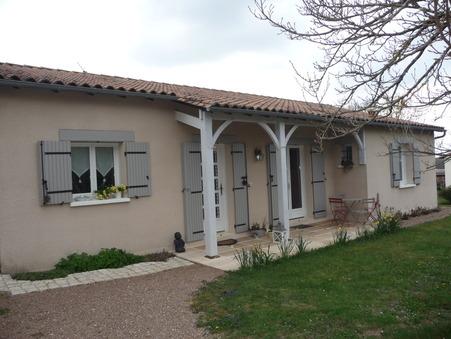 Vends maison BRANTOME  169 000  €