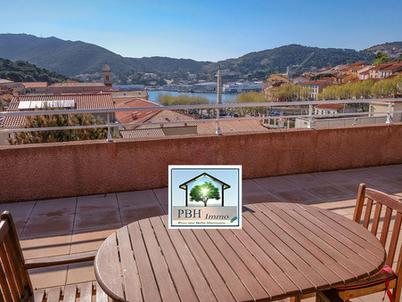 Vendre appartement Port vendres  374 000  €