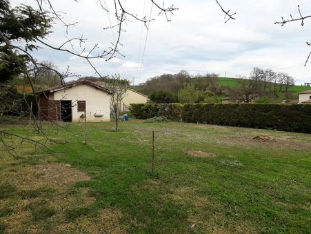vente terrain CASTELNAU D'ESTRETEFONDS 641m2 89000€