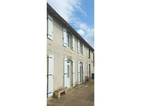 vente maison CHAUVIGNY 130m2 96000€
