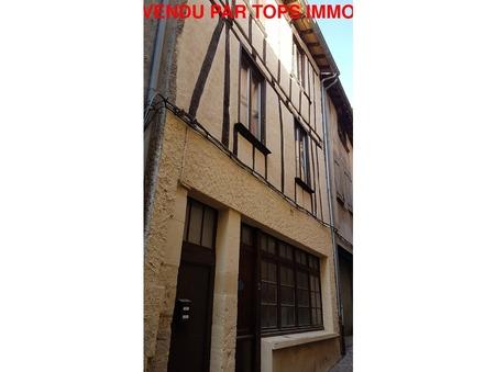 Vente maison VILLEFRANCHE DE ROUERGUE 63 500  €