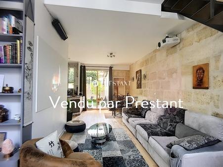 Vente maison BORDEAUX 118 m²  620 000  €