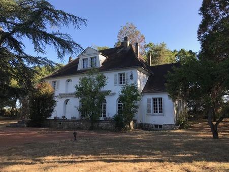 vente maison ARGENT SUR SAULDRE 415m2 265000€