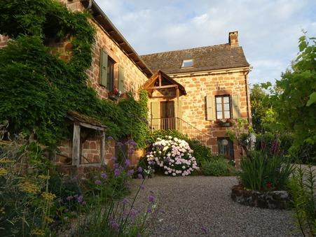 A vendre maison MARCILLAC VALLON  367 500  €