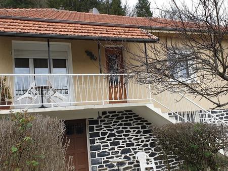 vente maison VIVIEZ 85m2 118800€