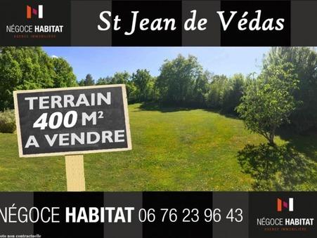terrain  222000 €