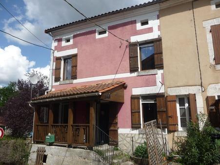 Vends maison BRANTOME 97 000  €