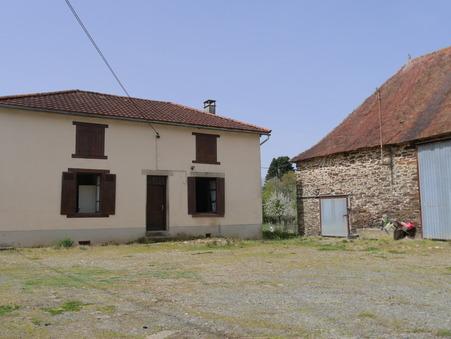 vente maison Saint-Yrieix-la-Perche 120m2 128000€