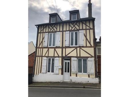 vente maison LISIEUX 142m2 169600€