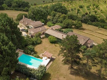 A vendre maison STE ALVERE  535 500  €