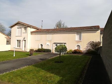 Achète maison Mouilleron en pareds 71 200  €