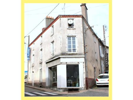 Acheter maison La chataigneraie 13 000  €
