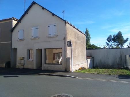 Vends maison Mouilleron en pareds 75 000  €