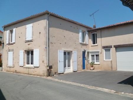 Vends maison Mouilleron en pareds  134 000  €